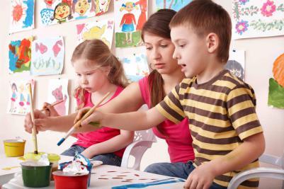 Język angielski i warsztaty artystyczne dla dzieci