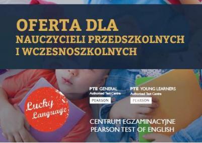 Certyfikat B2 dla nauczycieli przedszkolnych