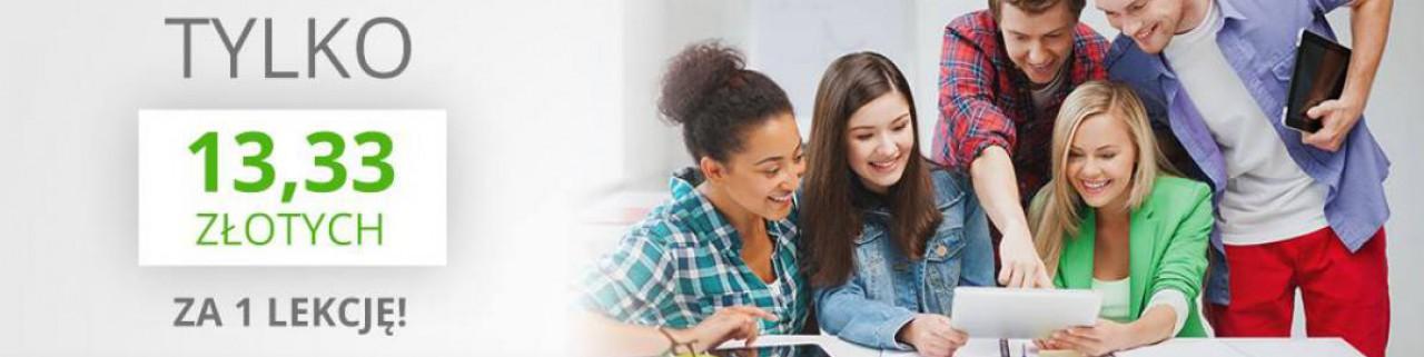 Dla młodzieży(matura) i studentów